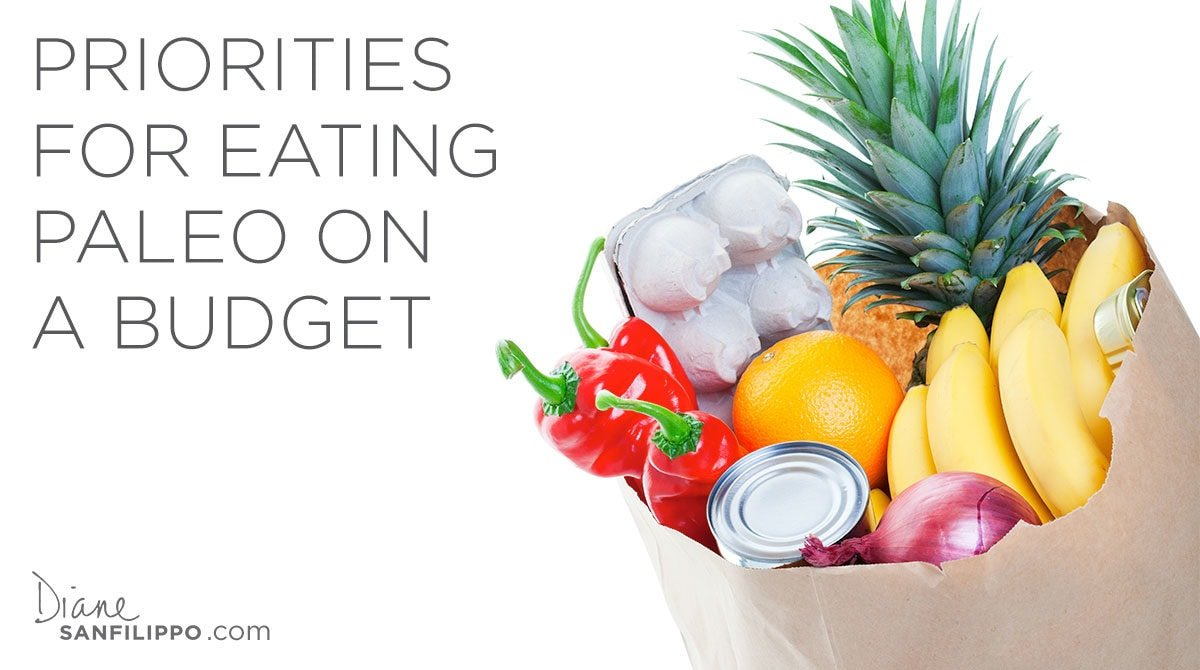 Balanced Bites | Diane Sanfilippo | Priorities for Eating Paleo on a Budget