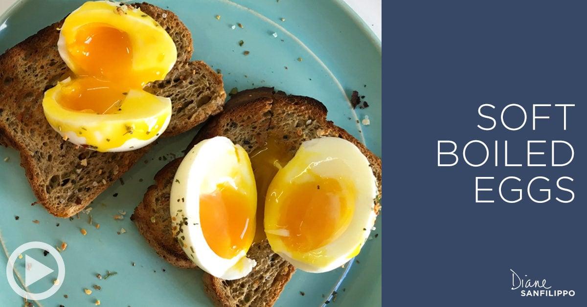 Soft Boiled Eggs - Portfolio