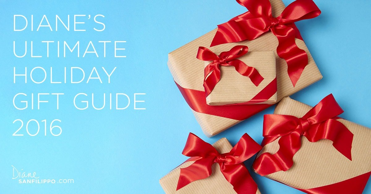 Holiday Gift Guide | Diane Sanfilippo