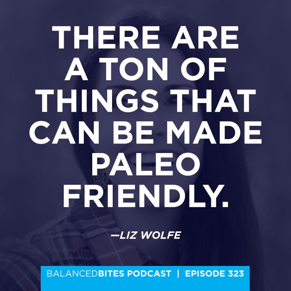 Balanced Bites Podcast with Diane Sanfilippo & Liz Wolfe | Dealing with Holiday Stress & Working Out with a Thyroid Condition